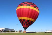 N2143W @ ORL - Hot Air Balloon