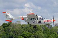N446TF @ KLAL - Cessna O-2B Super Skymaster [337-0454] Lakeland-Linder~N 16/04/2010 - by Ray Barber
