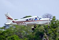 N1133J @ KLAL - Piper PA-28R-180 Cherokee Arrow [28R-30229] Lakeland-Linder~N 15/04/2010 - by Ray Barber