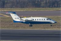 D-IITN @ EDDR - Piaggio P-180 Avanti II - by Jerzy Maciaszek
