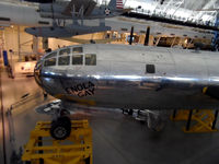 44-86292 @ IAD - On display at the Steven F. Udvar-Hazy Center - by Arthur Tanyel