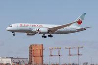 C-GHPX @ CYYZ - Landing 24R at Toronto Pearson - by Robert Jones