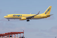 C-GTUL @ CYYZ - Landing 24R at Toronto Pearson - by Robert Jones