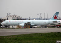 F-GTAN @ LFBO - New owner for this ex. Air France aircraft... on overhaul... - by Shunn311