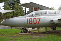 1807 - Former Polish Air Force aircraft, displayed at Polish Army Museum Kolobrzeg. - by Tomas Milosch