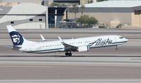 N468AS @ KLAS - Boeing 737-900ER - by Mark Pasqualino