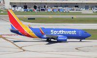 N7707C @ FLL - Southwest
