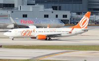 PR-GUP @ MIA - GOL 737-800