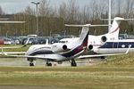 M-IMAK @ EGGW - 2011 Embraer EMB-135BJ Legacy 600, c/n: 14501140 at Luton - by Terry Fletcher