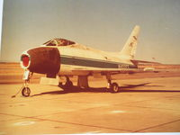 N400FS @ KMHV - taken at Mohave Airport   in 1978 - by Roger Gresham