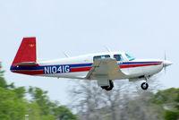 N1041G @ KLAL - Mooney M.20K Model 231 [25-0567] Lakeland-Linder~N 15/04/2010 - by Ray Barber