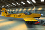 G-BNSP @ EGBT - at the Vintage Aircraft Club spring rally - by Chris Hall