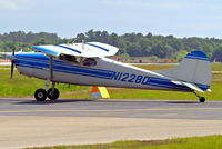 N1228D @ KLAL - Cessna 170A [19782] Lakeland-Linder~N 16/04/2010 - by Ray Barber