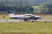 D-EKAZ @ OBAN - Departing Delta for Runway 19 - by Mountaingoat