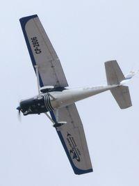 CP-2806 @ SLET - Flying over Santa Cruz - by confauna