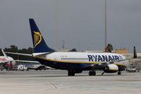 EI-EKS @ LMML - B737-800 EI-EKS Ryanair - by Raymond Zammit