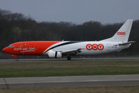 OE-IAR @ LSGG - Landing
