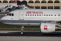 9H-AEJ @ LMML - Runway 31 - by Roberto Cassar