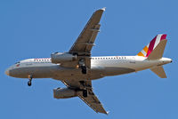 D-AGWJ @ EGLL - Airbus A319-132 [3375] (Germanwings) Home~G 15/07/2013. On approach 27R. - by Ray Barber