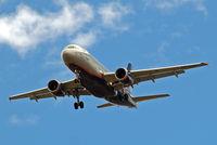 VP-BUN @ EGLL - Airbus A319-111 [3298] (Aeroflot Russian Airlines) Home~G 19/07/2010. On approach 27R.