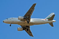 LZ-FBA @ EGLL - Airbus A319-112 [3564] (Bulgaria Air) Home~G 08/06/2014. On approach 27R. Revised nose cone. - by Ray Barber