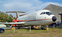 G-ASYD @ EGLB - BAC 1-11 670 One-Eleven [053] Brooklands Museum~G 18/10/2003
