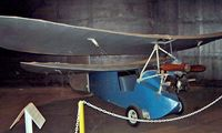 BAPC029 @ EGLB - Mignet HM.14 Pou-du-Ciel (replica) [PDR.1] Brooklands Museum~G 18/10/2003 - by Ray Barber