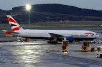 G-VIIB @ LOWW - British Airways