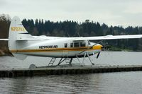 N707KA @ S60 - Kenmore Air, is here  at the Kenmore Air Seaplane Base(S60) - by A. Gendorf