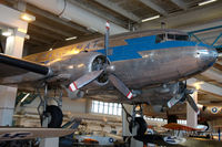 DO-4 @ EFJY - Douglas C-47A of the Finnish Air Force preserved in the Aviation Museum of Central Finland at Tikkakoski. - by Van Propeller