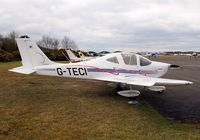 G-TECI @ EGLK - Parked by the flying club - by G TRUMAN