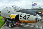 WH887 @ EGBK - At Sywell