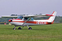 G-BNME @ EGTB - Cessna 152 [152-84888] Booker~G 09/06/2007 - by Ray Barber