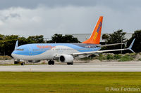C-FRZG @ FLL - Ft. Lauderdale - by Alex Feldstein