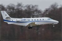 LX-NAT @ ELLX - Cessna 560XL Citation XLS - by Jerzy Maciaszek