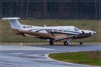 M-UTIN @ ELLX - Pilatus PC-12/45 - by Jerzy Maciaszek