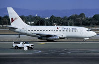 N412CE @ LAX - Copied from slide - by kenvidkid