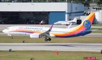9Y-JMD @ FLL - Air Jamaica