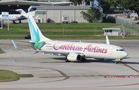 9Y-TAB @ FLL - Caribbean 737-800