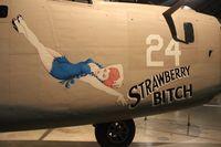 42-72843 @ FFO - Strawberry Bitch B-24 - by Florida Metal