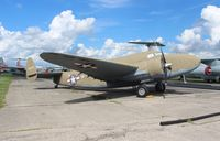 43-16445 @ FFO - C-60 Lodestar - by Florida Metal