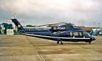 G-POAH @ EHRD - Sikorsky S-76B [760399] Rotterdam~PH 30/08/1996