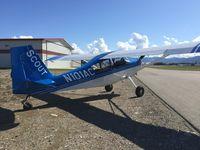 N101AC @ KCOE - April in Idaho - by Aerial advantage, LLC