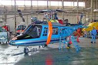 JA6769 @ RJNA - Agusta A-109K2 [10019] (Japanese Police) Nagoya-Komaki~JA 04/11/2005