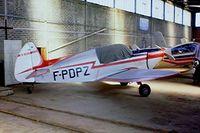 F-PDPZ @ LFPR - Holleville RH.1 Bambi [01] Guyancourt~F 13/09/1980. From a slide.