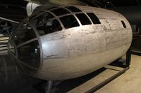 44-61739 @ WRB - B-29 Superfortress nose section - by Florida Metal