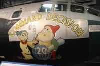 44-62139 @ FFO - Command Decision B-29