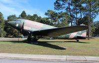 44-76486 @ VPS - C-47 at USAF Armament Museum - by Florida Metal