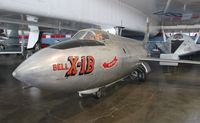 48-1385 @ FFO - Bell X-1B - by Florida Metal