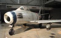 49-1067 @ FFO - F-86A